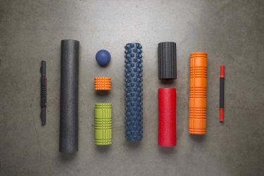 types-of-foam-rollers