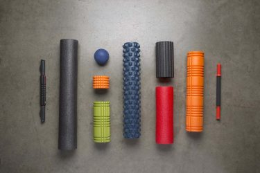 types-of-foam-rollers